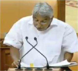 Sri.Oommen Chandy,Hon'ble Chief Minister of Kerala