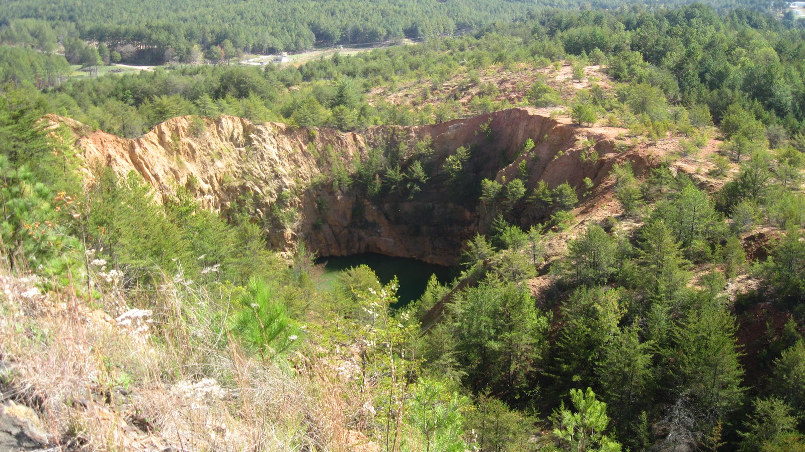 Hiawassee strip mine something