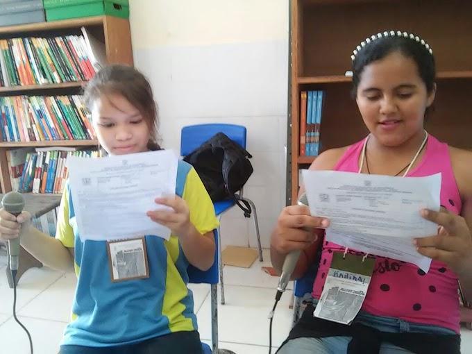 Formação de Rádio Escola no Gondin