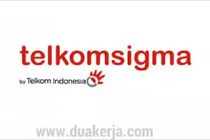 Lowongan Kerja PT Sigma Cipta Caraka (Telkomsigma) Terbaru 2019