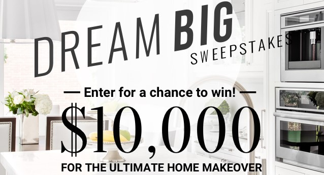 The Dream Big Sweepstakes