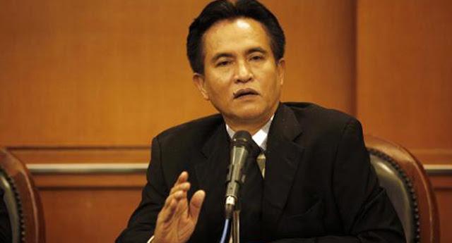 Yusril: Warga Jakarta Ingin Gubernur Jujur Bukan Tukang Gusur