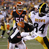 NFL: Brown y Boswell dan a Steelers triunfo sobre Bengals