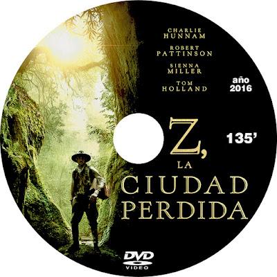 Z, La Ciudad Perdida - [2016]