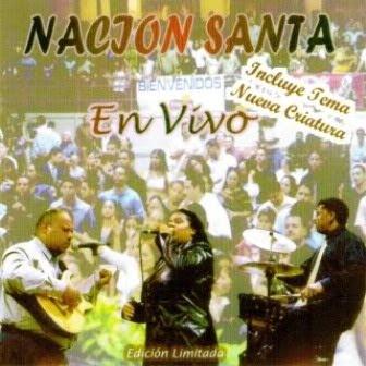 Nación Santa-En Vivo-Vol 1-