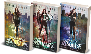 Best New Urban Fantasy Thriller Book Series