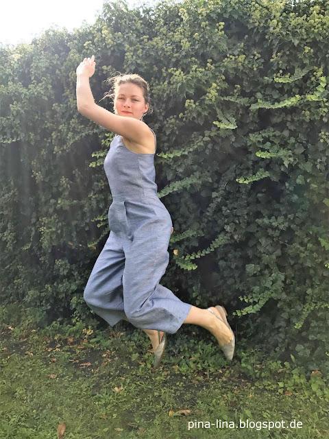 Jumpsuit Iris aus der La maison Victor