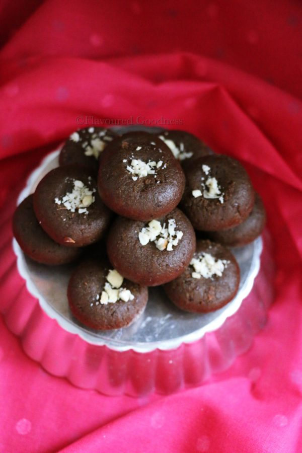 how to make Chocolate Peda
