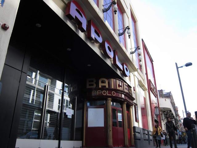 Sala Apolo de Barcelona