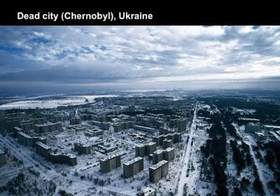 Dead City (chernobyl)