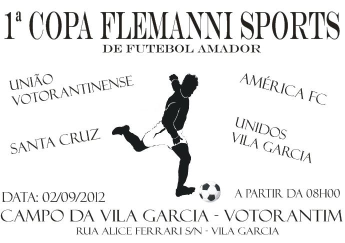 0e219123d Clube Atlético Barcelona Sorocaba  Copa Flemanni Sports
