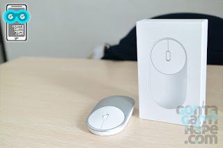 review xiaomi mi mouse indonesia
