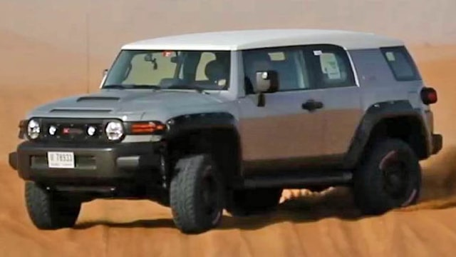 Toyota FJ Cruiser Xtreme 2019 - The most daring and exciting style