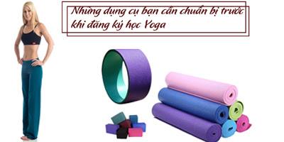 Dụng cụ Yoga