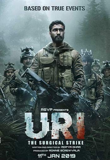 Uri The Surgical Strike 2019 Hindi Full Movie Download