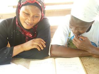 Alfabetización para 180 mujeres