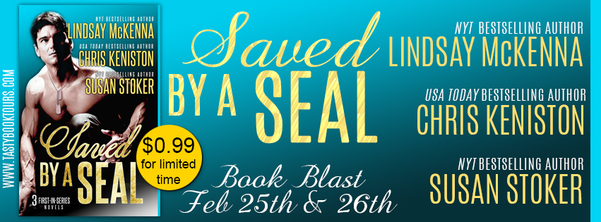 A Chick Who Reads Tasty Book Tours Book Blast Saved By A Seal