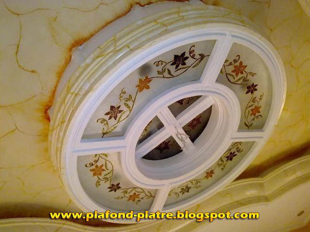 faux plafond exceptionnelle d coration verre et pl tre 2013 faux plafond platre suspendu et. Black Bedroom Furniture Sets. Home Design Ideas