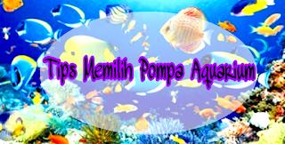 Pompa aquarium murah