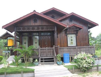 wood style house 10