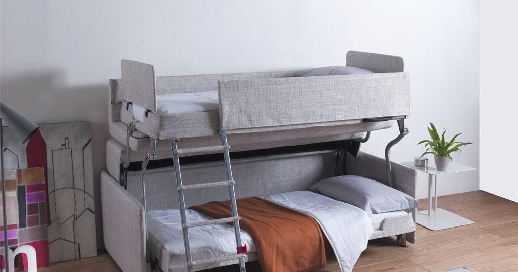 Sofa cama - Cama para espacios reducidos ...