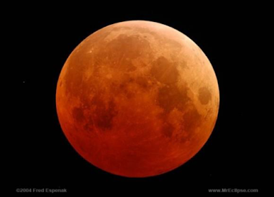 Menyaksikan Fenomena Super Blue Blood Moon