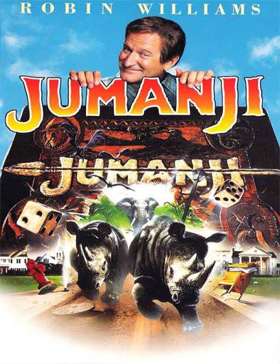 Ver Jumanji (1995) Online