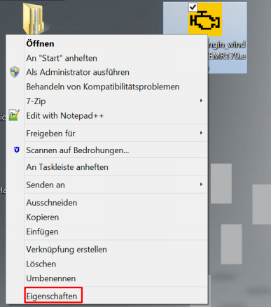 """Compatibility Mode"""" to Windows 7"""