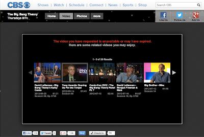 débloquer videos CBS avec Le VPN