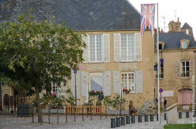 Bayeux viaje Normandia turismo roadtrip