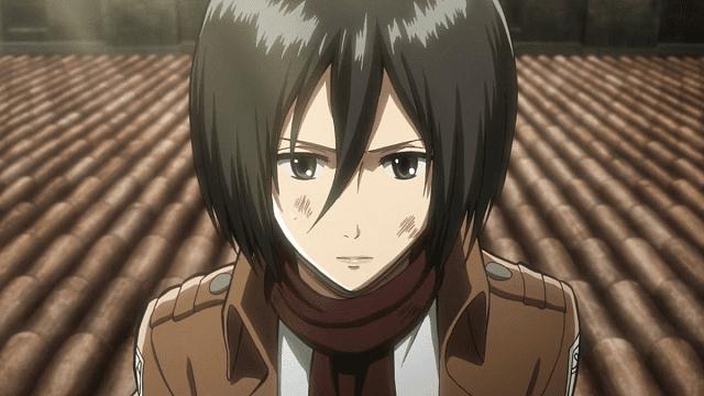 Mikasa sangat protektif terhadap Eren, namun Eren hanya menganggapnya seperti seorang ibu