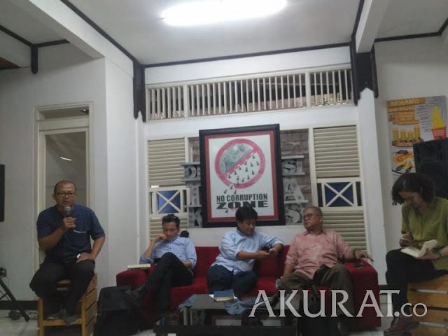 Hanya Bahas Korupsi Soeharto, ICW Dinilai Tak Adil dan Tendensius