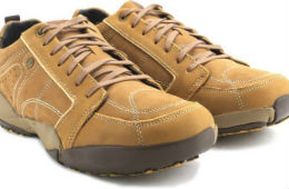 Woodland Leather Outdoor shoes For Rs 2586 at Flipkart rainingdeal