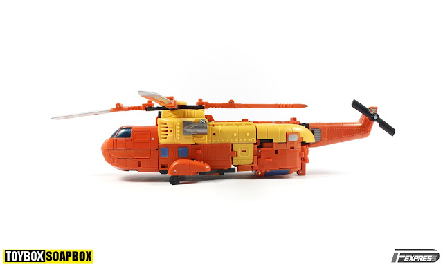 unique toys sworder y03 helicopter side