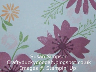 Stampin' Up! Susan Simpson Independent Stampin' Up! Demonstrator, Craftyduckydoodah!, Blooms & Wishes, Thoughtful Branches, Supplies available 24/7,