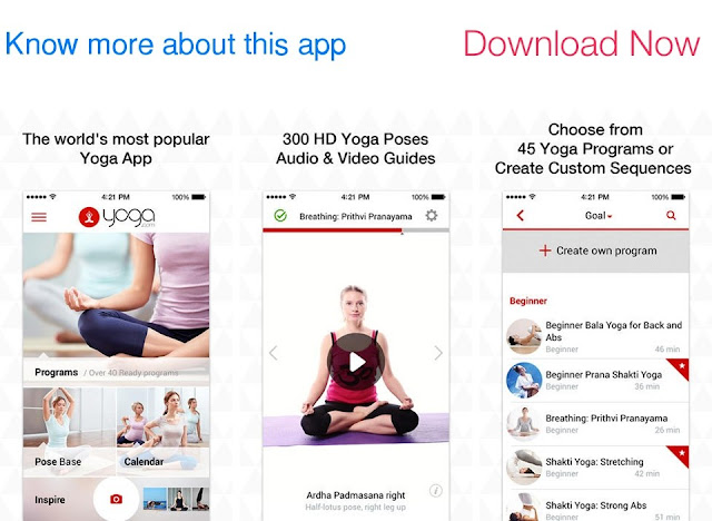 Download Yoga dot com Studio for iOS