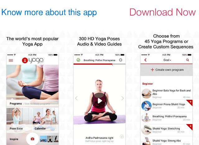 Download Yoga dot com Studio for iOS