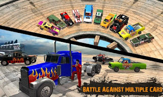 Whirlpool Demolition Derby Car Apk v1.0 Mod