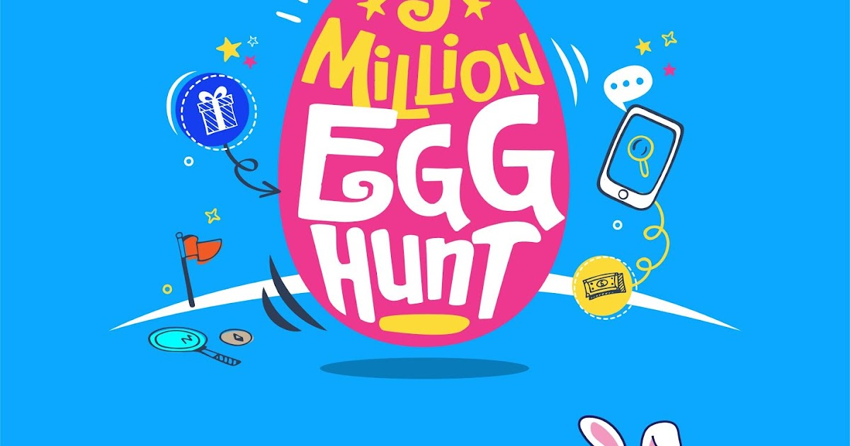 CulturePH - Let's Egg Hunt With GCash!