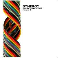 Portada de la edición en CD del recopilatorio de Synergy Semi-Conductor Release 2