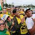 Apenas 10% da população brasileira se considera 'mais de esquerda'