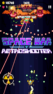 Space War - 2D Pixel Retro Shooter Apk