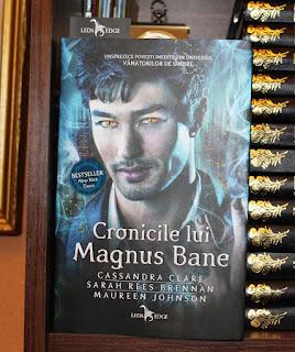 Cronicile lui Magnus Bane. Recenzie