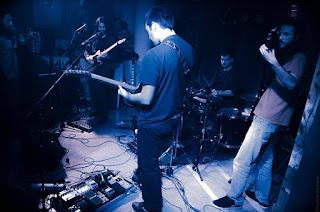 Swim To Cape Sherpa - post rock greek band