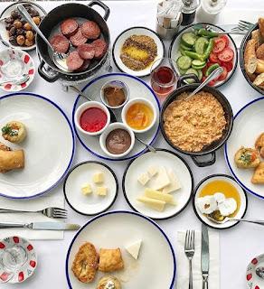 mukellef karakoy restaurant kahvalti ocakbasi menu fiyatlari