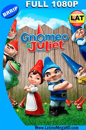 Gnomeo y Julieta (2011) Latino FULL HD 1080P ()