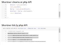 Cara Buat Shortner UOU.IO Bit.Ly TINYURL SHORTENER API Script PHP Gratis