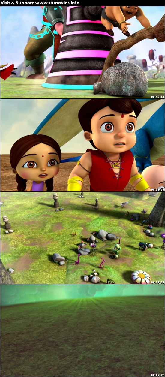 Super Bheem Kirmada Ki Wapsi 2017 Hindi 480p HDRip 200mb
