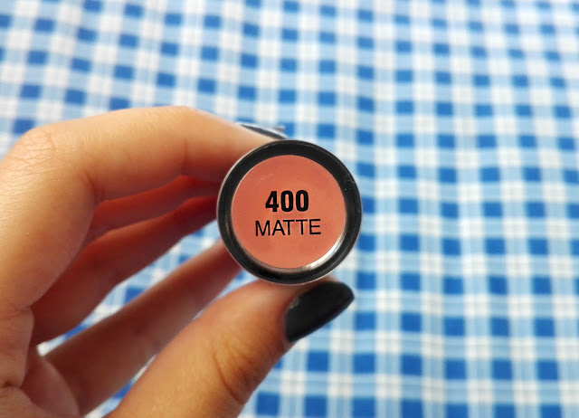 Trend It Up Ultra Matte Lipstick   Shade 400