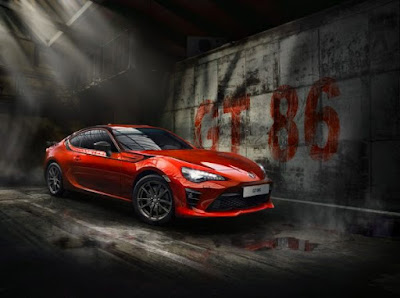 Special model Toyota GT86 Tiger: Only 30 pieces for Germany